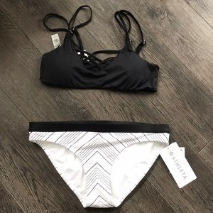 🏝Athleta bikini bottoms🏝